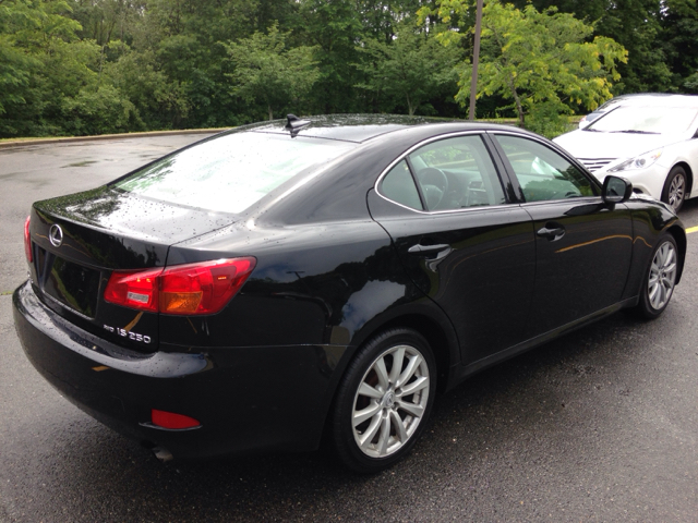 2007 Lexus IS 250  AWD 4dr Sedan (2.5L V6 6A) - Swansea MA