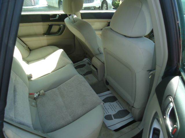2006 Subaru Legacy AWD 2.5i Special Edition 4dr Wagon (2.5L H4 4A) - Swansea MA