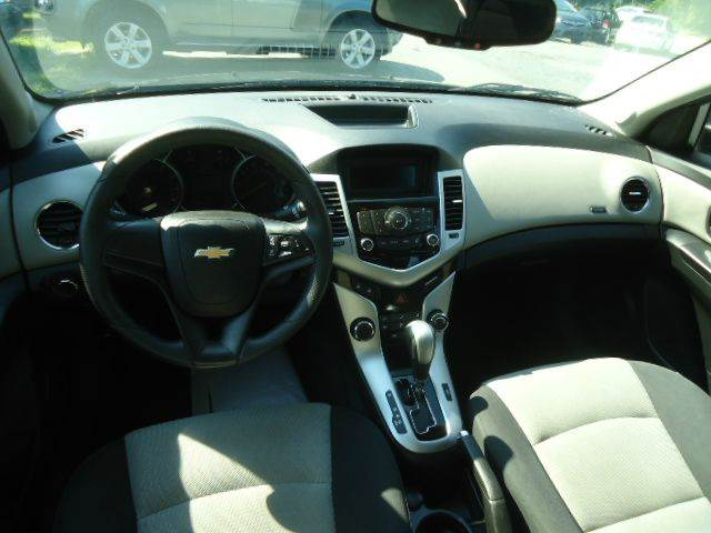 2014 Chevrolet Cruze LS Auto 4dr Sedan w/1SB - Swansea MA