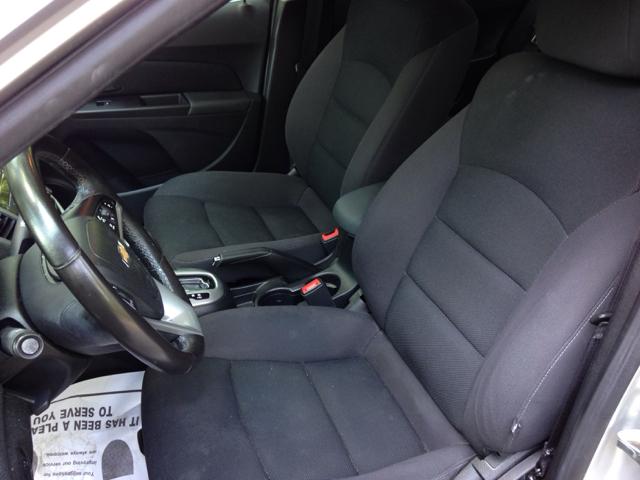 2014 Chevrolet Cruze 1LT Auto 4dr Sedan w/1SD - Swansea MA