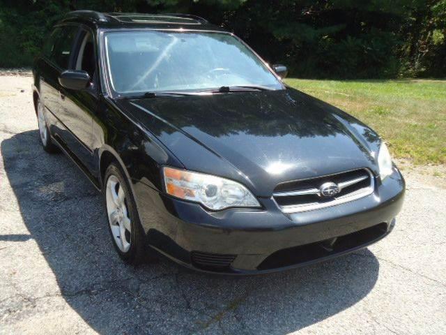 2006 Subaru Legacy AWD 2.5i Special Edition 4dr Wagon (2.5L H4 5M) - Swansea MA