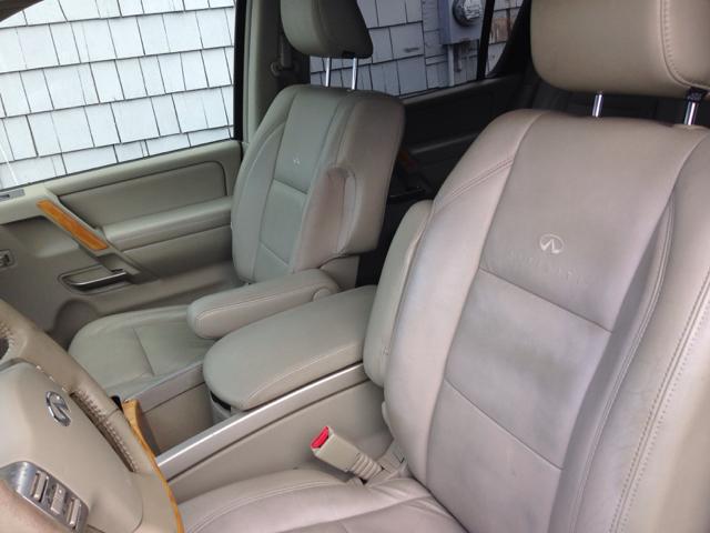 2006 Infiniti QX56 Base 4dr SUV 4WD - Swansea MA