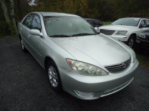 2005 Toyota Camry for sale in Swansea, MA