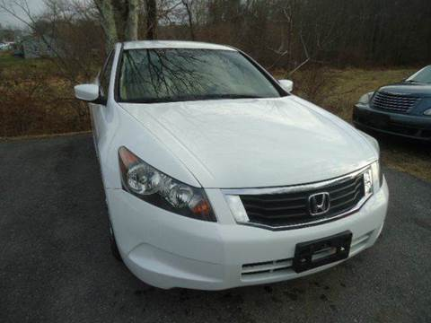 2010 Honda Accord for sale in Swansea, MA