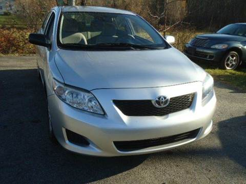 2010 Toyota Corolla for sale in Swansea, MA