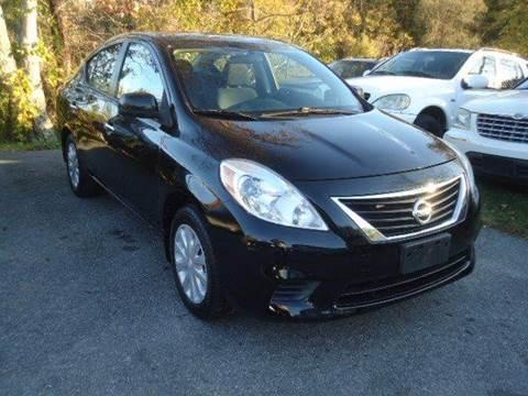 2012 Nissan Versa for sale in Swansea, MA