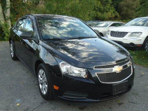 2014 Chevrolet Cruze for sale in Swansea, MA
