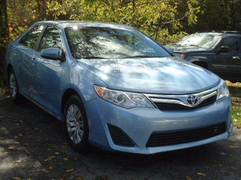 2012 Toyota Camry for sale in Swansea, MA