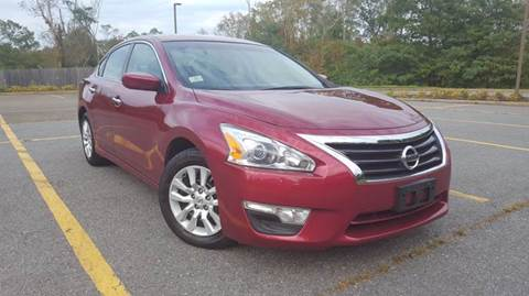 2015 Nissan Altima for sale in Swansea, MA