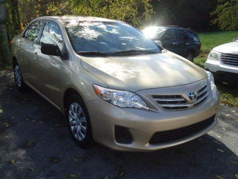 2013 Toyota Corolla for sale in Swansea, MA