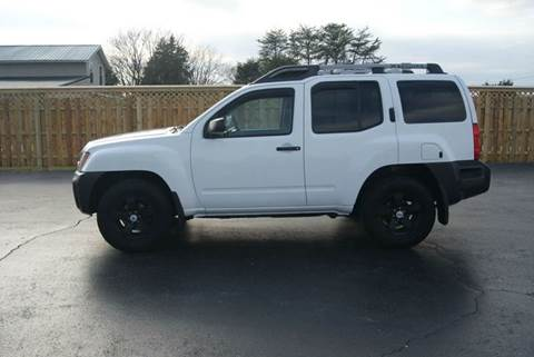 2010 Nissan Xterra for sale in Orleans, IN