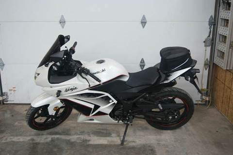 2011 Kawasaki Ninja 250R for sale in Orleans, IN