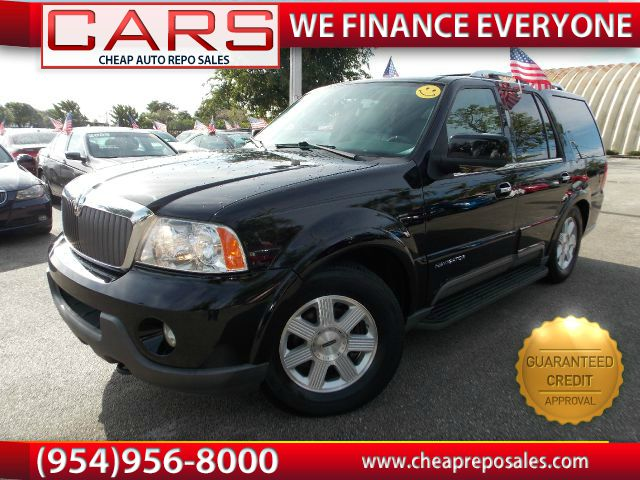 2004 Lincoln Navigator for sale in Pompano Beach FL