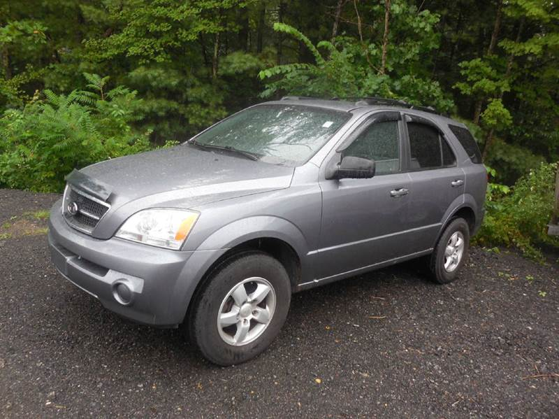 2006 kia sorento lx 4dr suv w automatic in rochdale ma. Black Bedroom Furniture Sets. Home Design Ideas