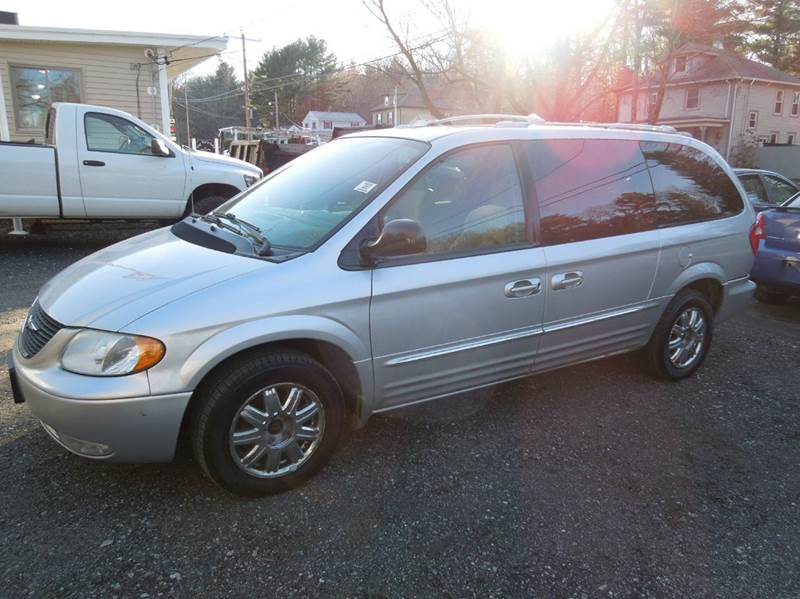 2003 chrysler town and country awd limited 4dr extended mini van in rochdale ma convenient. Black Bedroom Furniture Sets. Home Design Ideas