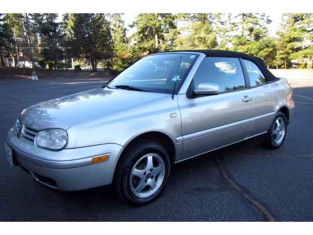 Used Volkswagen Cabrio For Sale