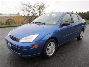 2002 Ford Focus for sale in Shoreline, WA