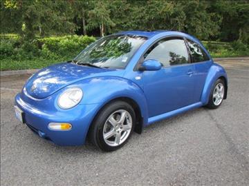 2001 Volkswagen New Beetle for sale in Shoreline, WA