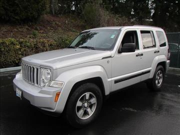 2008 Jeep Liberty for sale in Shoreline, WA