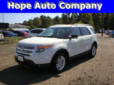 2011 Ford Explorer for sale in Hope, AR