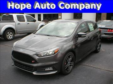 2017 Ford Focus for sale in Hope, AR