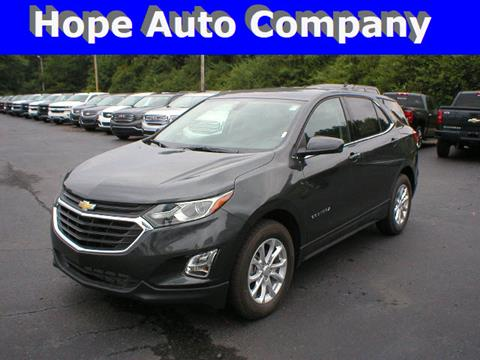 2018 Chevrolet Equinox for sale in Hope, AR