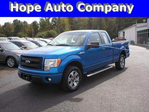 2013 Ford F-150 for sale in Hope, AR
