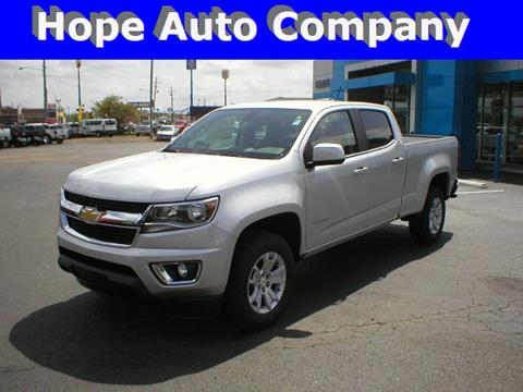2018 Chevrolet Colorado for sale in Hope, AR