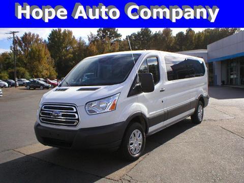2017 Ford Transit Passenger for sale in Hope, AR