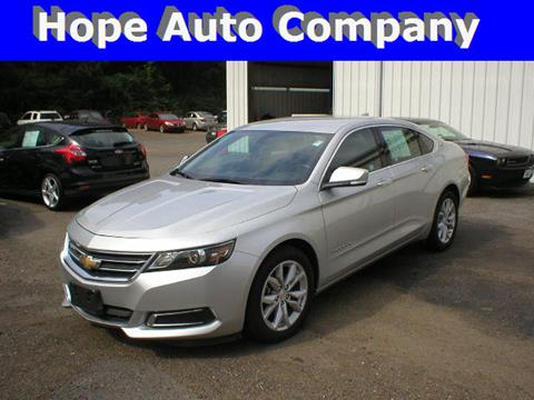 2017 Chevrolet Impala for sale in Hope, AR