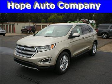 2017 Ford Edge for sale in Hope, AR