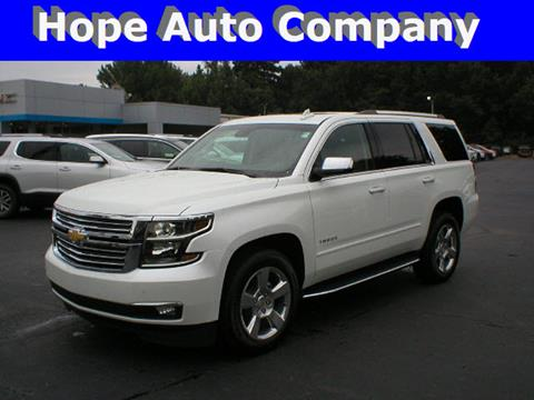 2017 Chevrolet Tahoe for sale in Hope, AR