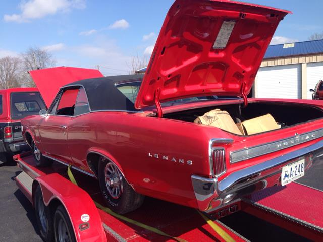 1966 pontiac grand le mans in somerset ky holland auto for Somerset motors somerset ky