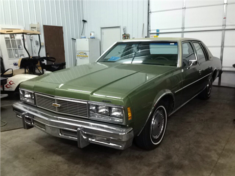 1979 Chevrolet Impala for sale in Somerset, KY