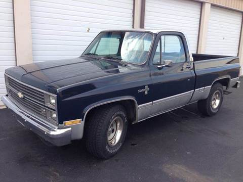 1984 chevrolet ck 10 series for sale carsforsale 1984 chevrolet ck 10 series for sale in somerset ky sciox Gallery