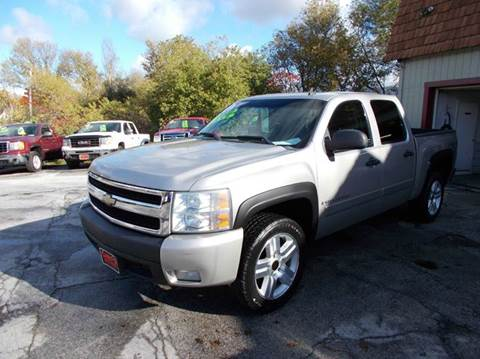 2007 Chevrolet Silverado 1500 for sale in Rutland, VT