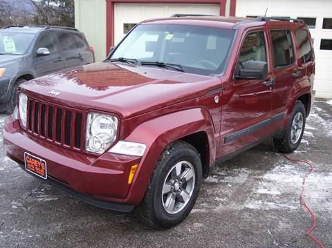2008 Jeep Liberty for sale in Rutland, VT
