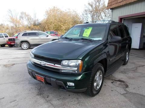 2003 Chevrolet TrailBlazer for sale in Rutland, VT