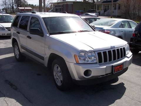 2006 Jeep Grand Cherokee for sale in Rutland, VT