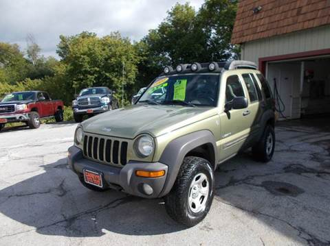 2004 Jeep Liberty for sale in Rutland, VT
