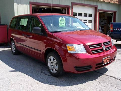 2008 Dodge Grand Caravan for sale in Rutland, VT