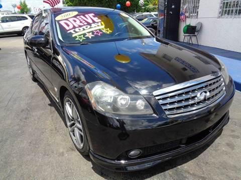 2007 Infiniti M45 for sale in Miami, FL