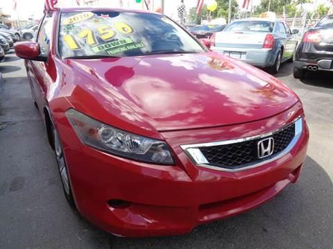 2010 Honda Accord for sale in Miami, FL
