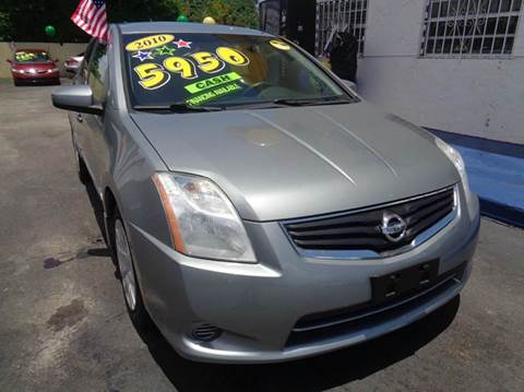 2010 Nissan Sentra for sale in Miami, FL