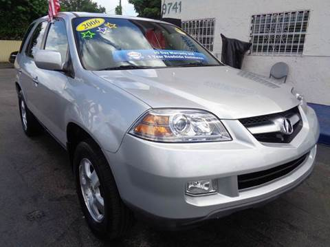2006 Acura MDX for sale in Miami, FL