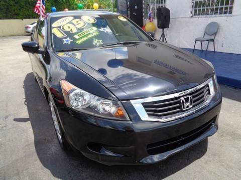 2008 Honda Accord for sale in Miami, FL