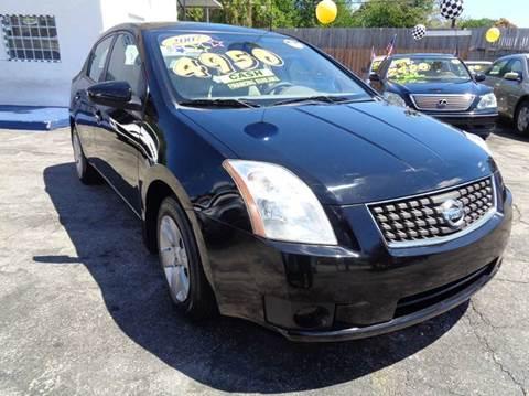 2007 Nissan Sentra for sale in Miami, FL