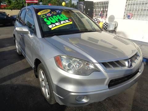 2008 Acura RDX for sale in Miami, FL