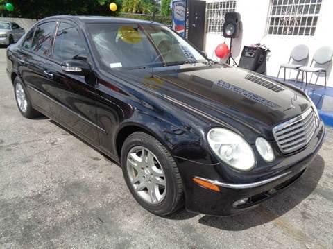2004 Mercedes-Benz E-Class for sale in Miami, FL