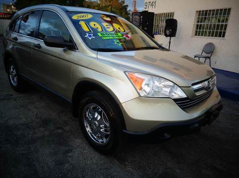 2007 Honda CR-V for sale in Miami, FL